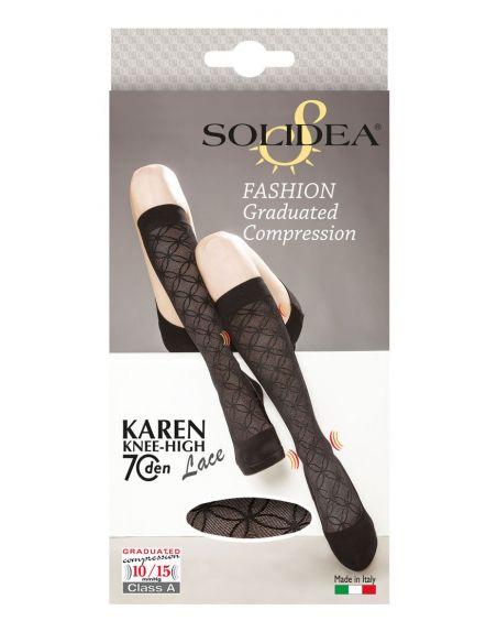 Karen Lace 70 Knee-High