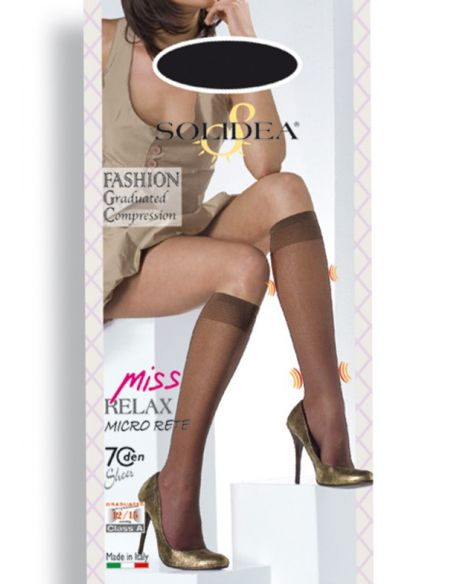 Miss Relax Micro Rete 70 sheer