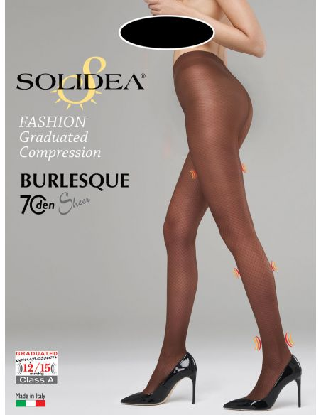 Burlesque 70 den Sheer